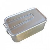 ESEE Aluminum Mess Survival Tin