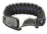 Outdoor Edge Paraclaw Paracord Survival Bracelet