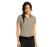 Under Armour Women's UA Tactical Breech Polo Desert Sand