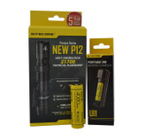Nitecore New P12 1200 Lumens Flashlight