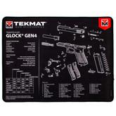Tekmat Ultra Glock G4 Cleaning Mat