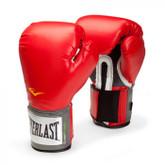 Everlast Pro Style Training Boxing Gloves Red 14 oz