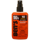 Ben's 100 Tick & Insect Repellent 100ml Pump Spray