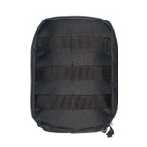 Rothco MOLLE Tactical Trauma & First Aid Kit Pouch Black
