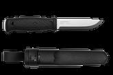 Morakniv Garberg Stainless with Polymer Sheath Fixed Blade Knife