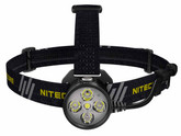 Nitecore HU60 1600 Lumens USB Powered Elite Headlamp