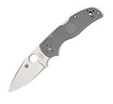 Spyderco Native FRN Grey Maxamet Folding Knife