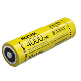 Nitecore NL2140i 21700 Li-on Rechargeable Battery 4000 mAh