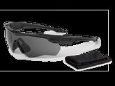 ESS Crossblade One Black with Smoke Gray Lens