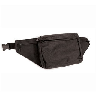 Blackhawk Fanny Pack has retention belt loops attach to your belt for extra security and retention