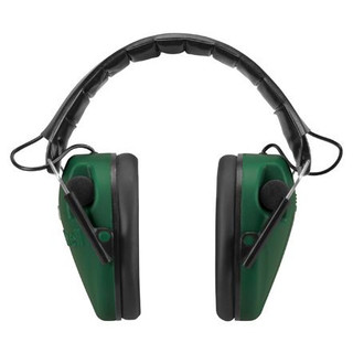 This Caldwell E-Max Low Profile Electronic Earmuff (CAL487-557) is an electronic earmuff that provides hearing protection from gunshots and sounds above 85 decibels while allowing you to carry normal conversation, hear range commands and background noise