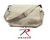 Rothco Vintage Heavyweight Canvas Classic Messenger Bag