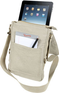 b841d2d52f42 Rothco Vintage Canvas Military Tech Bag. Ask a question. 4.5 star rating 6  Reviews. Image 1