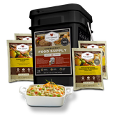 Wise Company 60 Serving Entree Only Grab and Go Bucket