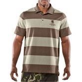 Under Armour Men's WWP Stripe Polo