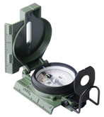 Cammenga G.I. Military Phosphorescent Lensatic Compass (Model 27)