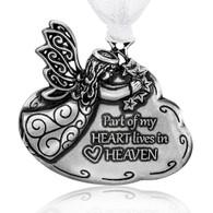 Angel on a Cloud Ornament