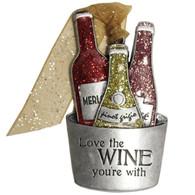 Pewter Wine Bucket