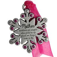 Mother Family Snowflake