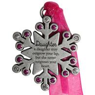 Daughter Family Snowflake