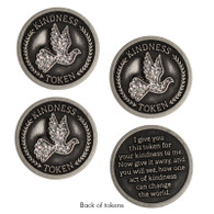 Dove Kindness Tokens, Set of 3