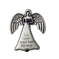 Angel Visor Clip - Lead the way