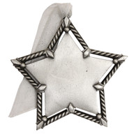 Genuine Pewter Star