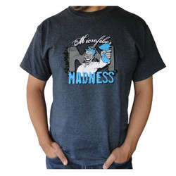 "Microfiber Madness: T-shirt ""Logo"" (Extra Large)"