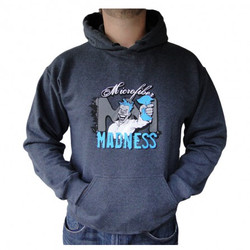 Microfiber Madness: Style Series Hoodie (Extra Large)