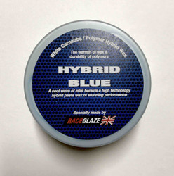 RaceGlaze Hybrid Blue Wax 100ml