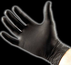 BlackSeal XL Nitrile Gloves - 100 pcs