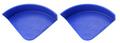 Hose Slide (2 pack) - Blue