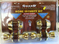 LOCKSET HOME SECURITY KIT ATQ