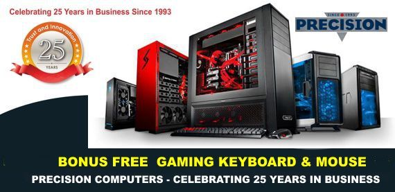 precision computers promotions
