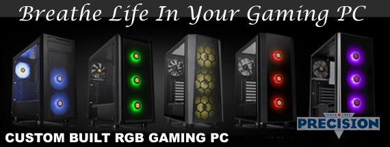 precision rgb gaming pc