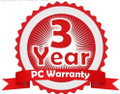 3 Year Onsite Desktop Computer Warranty