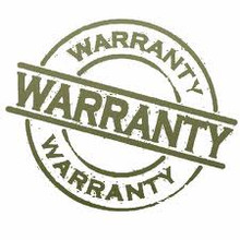 Standard Return to Base Warranty with 5 Year Tech Support