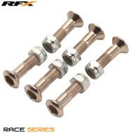 RFX Race Sprocket Bolt and Nut Kit (6pcs)
