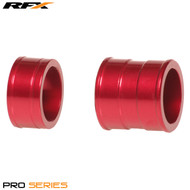 RFX Pro Wheel Spacers Front (Red) Honda CR125/250 02-07 CRF250/450 02-17 CRFX250/450 04-17