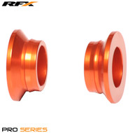RFX Pro Wheel Spacers Rear (Orange) KTM All Models 125-525 13-17