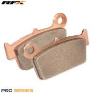 RFX Pro Series Rear Brake Pads KTM All 125-530 04-17 Husqvarna 2014 Husaberg All 09-17
