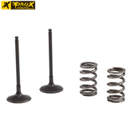 ProX Steel Exhaust Valve/Spring Kit YZ450F 14-15