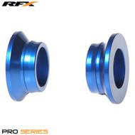 RFX Pro Wheel Spacers Rear (Blue) Husqvarna FC/TC All Models 125-505 14-17 FE/FC 15-17