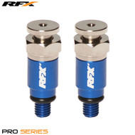 RFX Pro Fork Air Bleeders M5x0.8 (Blue) Kayaba/Showa