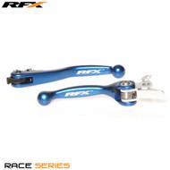 RFX Race Series Forged Flexible Lever Set (Blue) Husaberg TE 125 12-13