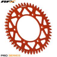 RFX Pro Series Elite Rear Sprocket KTM SX/EXC SXF/EXCF 125-530 91-17 (Orange) Various Sizes