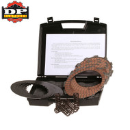DP Clutches Off-Road (Fibres/Steels/Springs) Complete Clutch Kit Honda CRF450 09-10