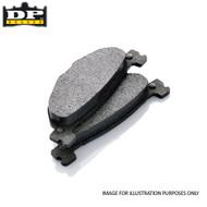 DP Brakes Scooter (Organic ODP Compound) Brake Pads - ODP023