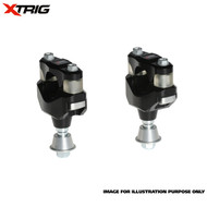 Xtrig Bar Mount Kit (OEM PHDS Rubber) Suzuki RMZ250 07-17 RMZ450 05-17  Size 28.4mm Bar Diameter