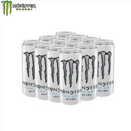 Monster Energy Drink (Ultra Zero) Case 12 x 500ml